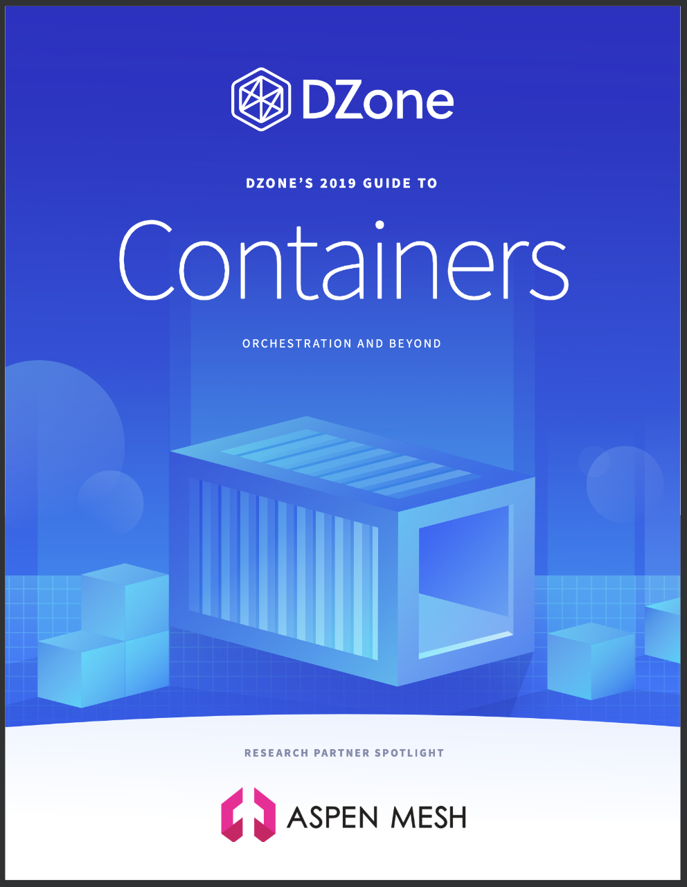 Aspen Mesh - DZone Guide to Containers