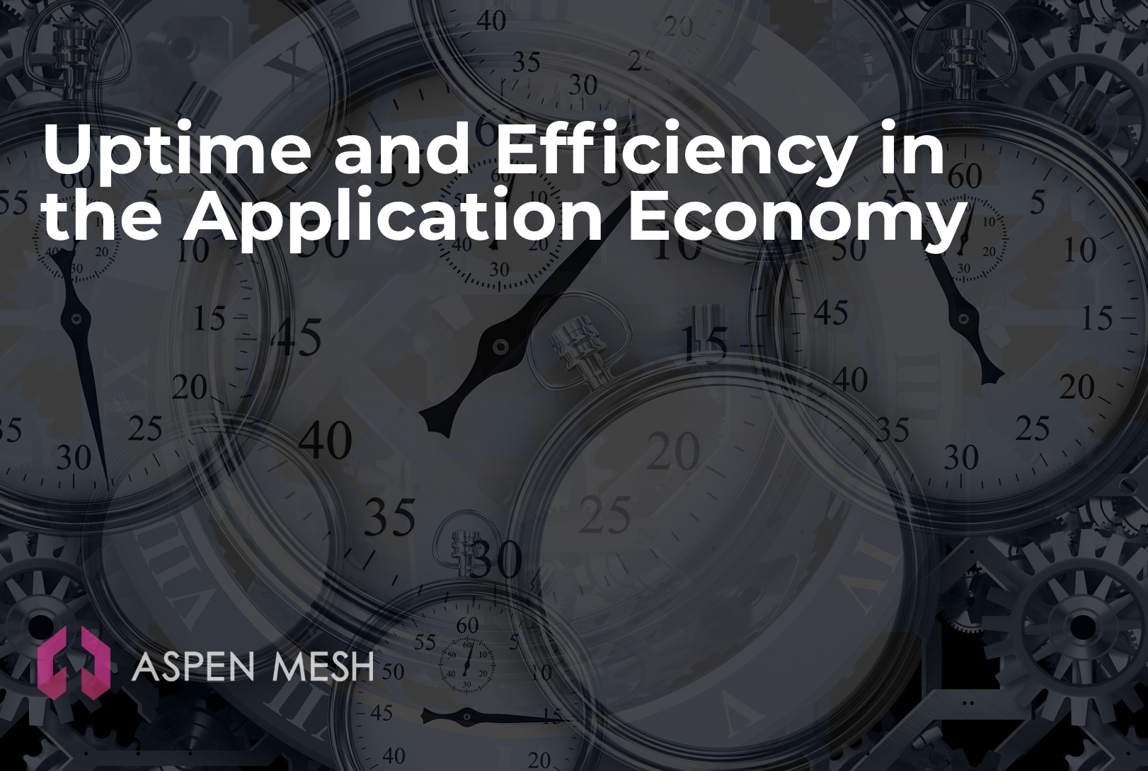 Uptime and Efficiency in the Application Economy