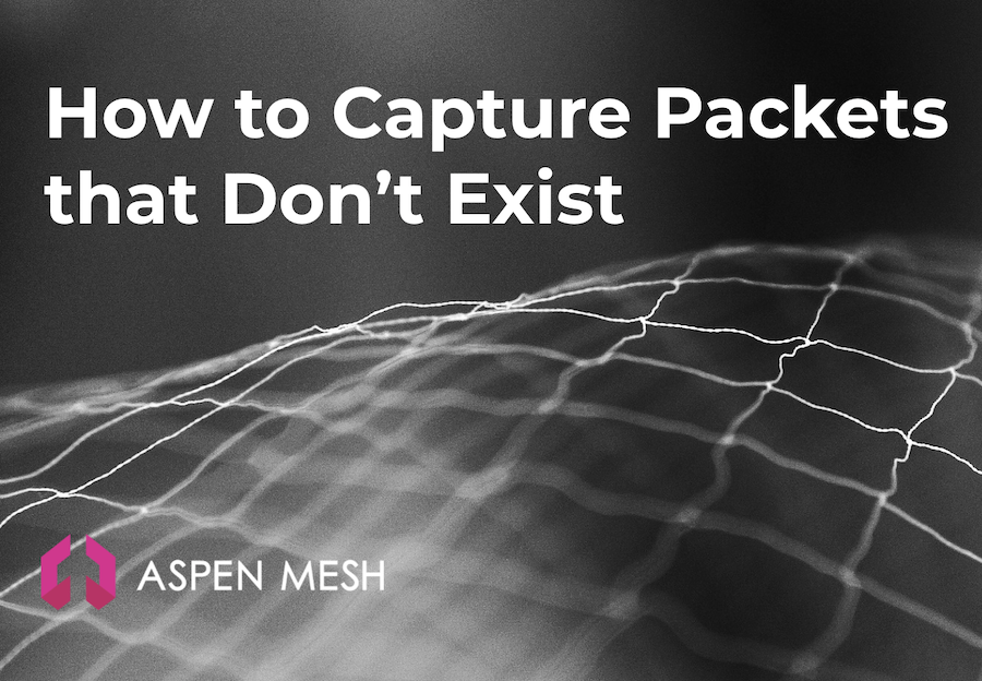 How to Capture Packets that Don't Exist