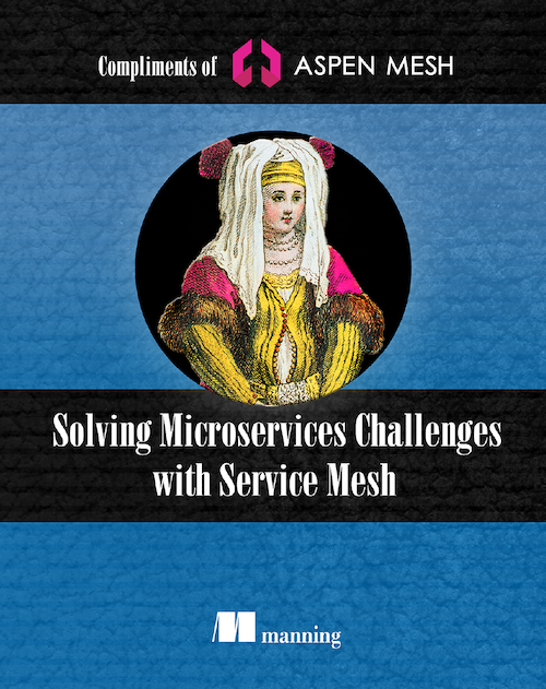 Solving Microservices Challenges with Service Mesh